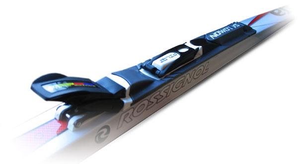 Fixation SNS pour ski patin