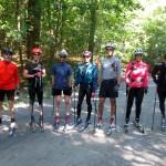 skimco ski a roultettes